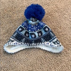 Newborn hat from the north face size 0-6 month